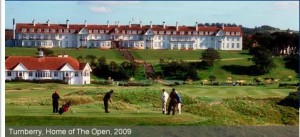 Homecoming Scotland Event - British Open at Turnberry