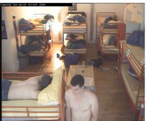 Big Brother Dorm Cam