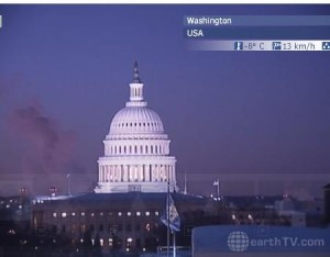 Live weather cam in Washington DC