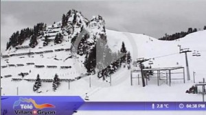 Live Streaming Swiss Skiing Resorts Weather Cams