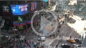 Times Square Live Panorama Streaming Cam NYC