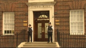 Live Royal Baby Prince Cambridge St Mary's Hospital Webcam London