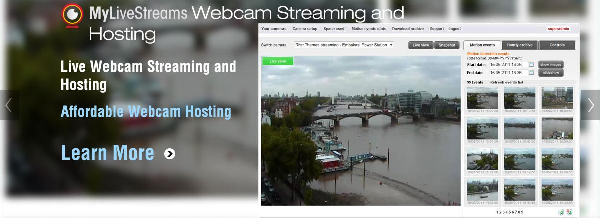 Free Streaming Video Webcam Hosting 94