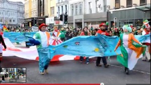 Cork City St Pats Day Parade Live Broadcast