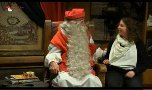 Watch Santa Claus Live Webcam