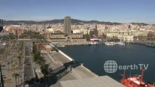 Barcelona Old Harbour streaming video webcam