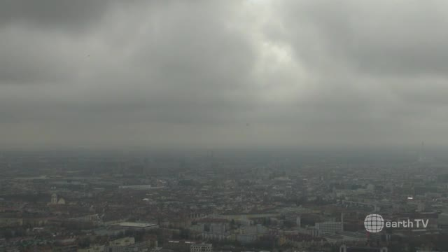 Munich Birds Eye View Panorama webcam