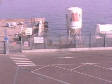 Webcam For The Port Of Ajaccio