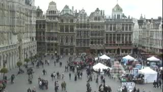 Brussels Live Streaming Online Camera